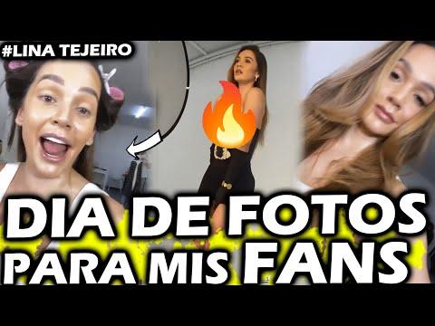 Lina Tejeiro *LLEGO TARDE A TODO* Culpa de LOS TRANCONES / SOY MUY BLANCA soy un CAMAR0N