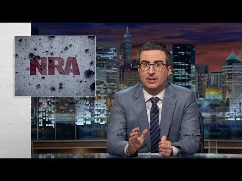 connectYoutube - NRA: Last Week Tonight with John Oliver (HBO)