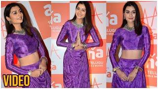 Actress Payal Rajput Exclusive PhotoShoot Video @ Aha Event | #AAPresentsAHA | TFPC - TFPC