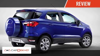 New Ford EcoSport Price 2018 Images Review Specs