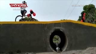 Inauguran obra de mitigación en comunidad Casa de Piedra, Nandaime – Nicaragua