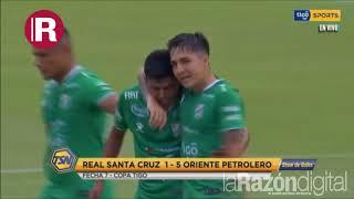Los goles de la séptima fecha del Apertura 2020. Video: La Razón Digital con imágenes de Tigo Sports
