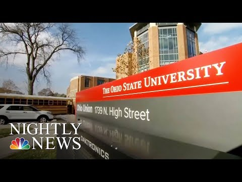 Ohio State University Suspends Most Of Its Fraternities | NBC Nightly News