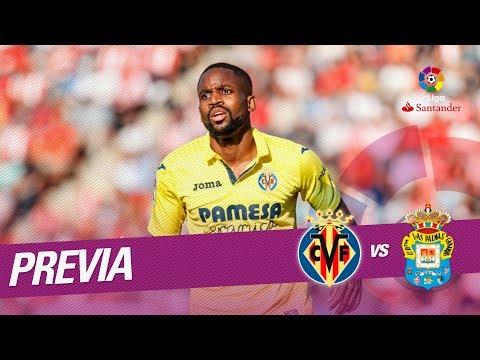 Previa Villarreal CF vs UD Las Palmas
