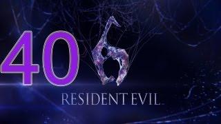 Прохождение Resident Evil 6 [Часть 40 Отвратительный результат]