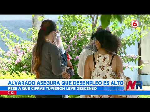 Presidente Alvarado sobre el acuerdo con el FMI: Es la vacuna ante la crisis que se vive