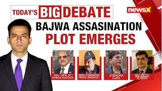 Bajwa Assasination Plot Emerges   Mutiny Brewing Within Pak Army?   NewsX - NEWSXLIVE