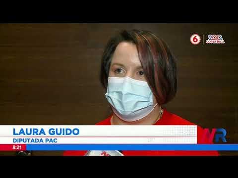 Diputada Paola Vega renuncia al PAC: Varias veces me sentí de oposición