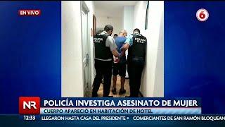 Policía investiga asesinato de mujer en Quepos