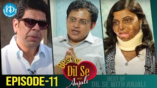 Best of Dil Se With Anjali | Babu Gogineni | Murali Sharma | BSMS Founder Neehaari Mandali | Ep 11 - IDREAMMOVIES