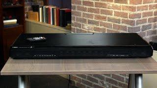 Yamaha SRT-1000 gives good single-speaker surround