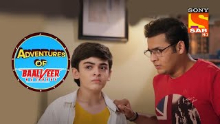 Will Vivaan Be Able To Remain Under Cover? | Adventures Of Baalveer Returns - SABTV