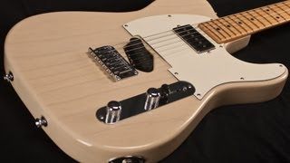 Anderson T Classic Trans Blonde Electric Guitar