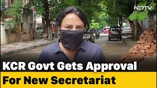Telangana HC Okays Demolition Of Old Secretariat Despite Pending PILs - NDTV