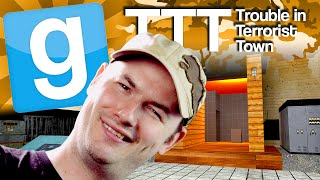 GMod TTT - Traitor Tester Time (Garry's Mod Trouble In Terrorist Town)
