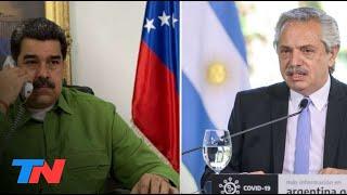La Argentina se retira del Grupo de Lima y el Gobierno le envía un fuerte gesto a Nicolás Maduro