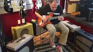 Moriah Guitars Tabor Model Aslan Electric Guitar Quick 'n' Dirty