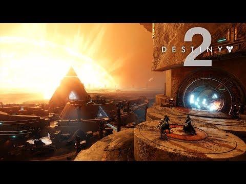 Destiny 2 – zwiastun premierowy Dodatku I: Klątwa Ozyrysa [PO]
