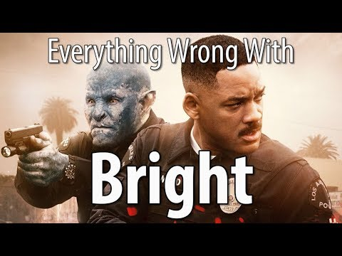 connectYoutube - Everything Wrong With Bright In 15 Minutes Or Less