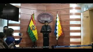 #ConferenciaDePrensa sobre el tema salud, Caso Murillo y las declaraciones del señor Carlos Mesa.