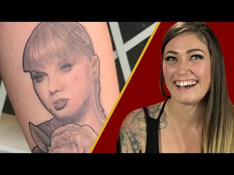 Tattoo Artists Review BuzzFeed Community Tattoos • LIVE