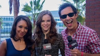 The Flash Cast Talks Expectations of Season 1 - Comic Con 2014