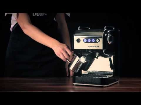 Dualit Espress 3 in 1 Coffeemachine Nyhet