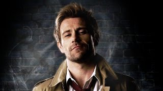 Constantine Cast Interview - Comic Con 2014