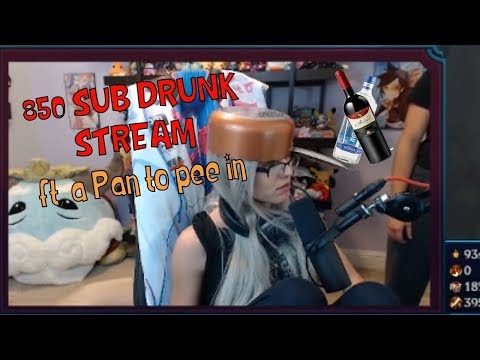 Housewarming Drunk Stream | Nicki Taylor