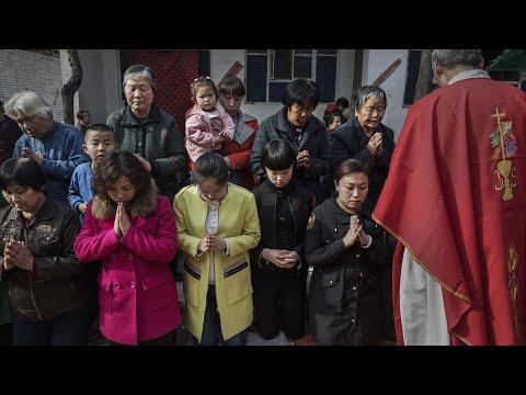 Khí phách anh hùng Giám Mục Trung Quốc: Thà ngủ đầu đường xó chợ không gia nhập giáo hội quốc doanh