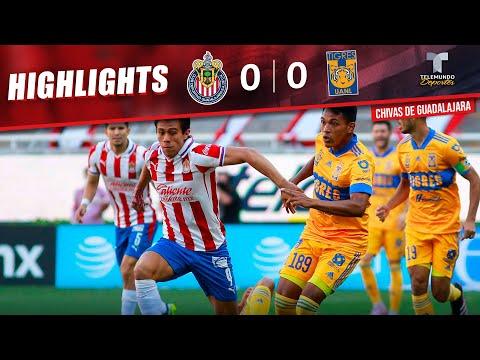 Chivas vs. Tigres 0-0 | Highlights & Goals | Telemundo Deportes