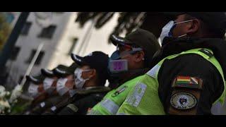 Santa Cruz: Cierre del tribunal disciplinario de la policía
