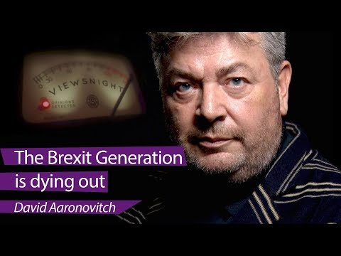 connectYoutube - David Aaronovitch: 'The Brexit generation is dying out' - Viewsnight