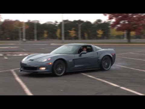 2011 Chevrolet Corvette Z06 Drive Out