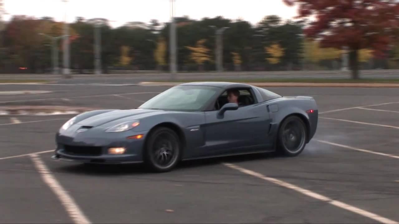 2011 Chevrolet Corvette Z06 Drive Out