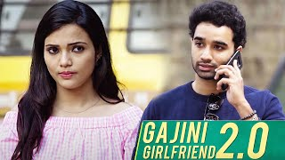 Gajini Girlfriend 2.O New Comedy Web Series || Adhrushta Arts | Tej Deep | Sahithi - IQLIKCHANNEL