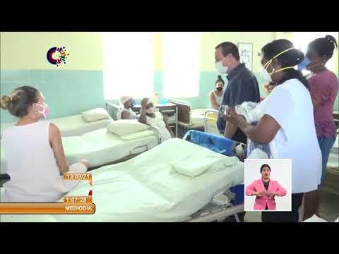 Evalúa titular del MINSAP comportamiento de la pandemia en Santiago de Cuba
