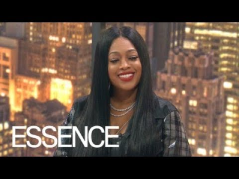 Trina on Love & Hip Hop Miami, Trick Daddy, & Whether She'd Rock Natural Hair on Stage | ESSENCE Now