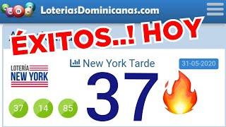ÉXITOS hoy..!! BINGO # 37 # LOTERÍA NEW YORK/ FELICIDADES EN ÉSTE DÍA..!! Números reales 05 hoy.