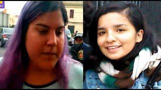 """Restos de activista de """"Ni una menos"""" fueron hallados en casa de su cuñada"""