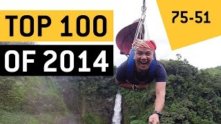 Top 100 Viral Videos of 2014 by JukinVideo | Numbers 75-51