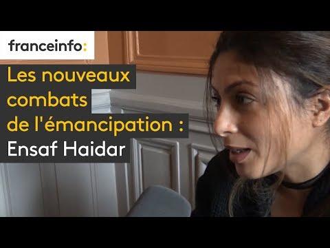 connectYoutube - Les nouveaux combats de l'émancipation : Ensaf Haidar
