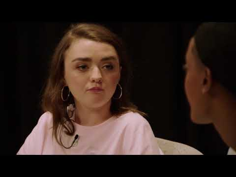 Converse Public Access Ep. 1: Maisie Williams x Syd