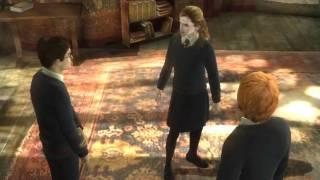 Гарри Поттер и Орден Феникса Прохождение часть 4