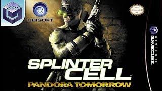Longplay of Tom Clancy's Splinter Cell: Pandora Tomorrow