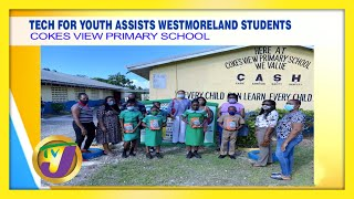 Tech for Youth Assists Westmoreland Students: TVJ Smile Jamaica - January 18 2021