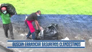 """Basureros clandestinos: """"Bocina inteligente"""" pone en evidencia a quienes dejan basura en la calle"""