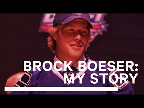 My Story: Vancouver Canucks Brock Boeser