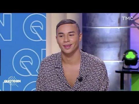 Olivier Rousteing gêné : le styliste réagit au divorce de ses amis Kim Kardashian et Kanye West