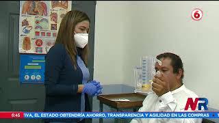 Especialistas dan seguimiento a pacientes con secuelas tras sufir COVID-19